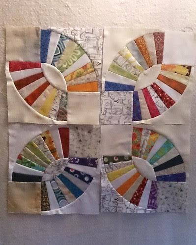 Sydney MQG show quilt blocks