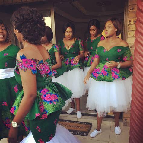 #tsonga traditional wedding @thedivinestyle   African