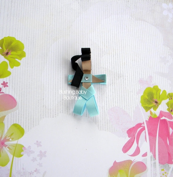 Jasmine--  Little Princess Clip Collection-- Inspired by Disney-- Birthdays and Baby Showers