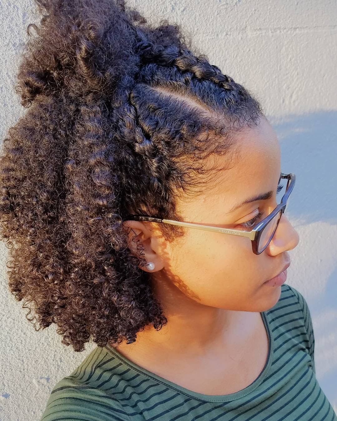 Hairstyles For Girls Black Real Hair Beauty News