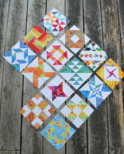 Farmer's Wife Sampler Quilt - Aug 3