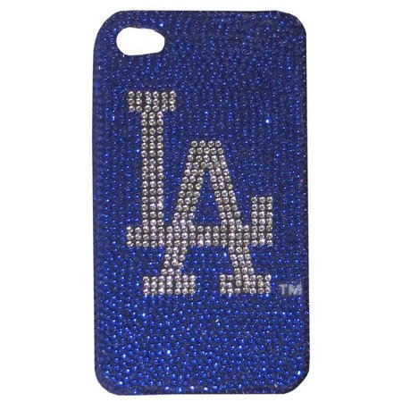 Los Angeles Dodgers Iphone Case - Glitz 4g Faceplate