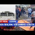 Seorang Kakek Tewas, Diduga Tersambar Kereta Api di Sadang Purwakarta