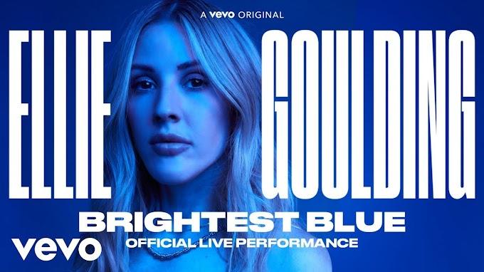 Ellie Goulding - Brightest Blue Lyrics
