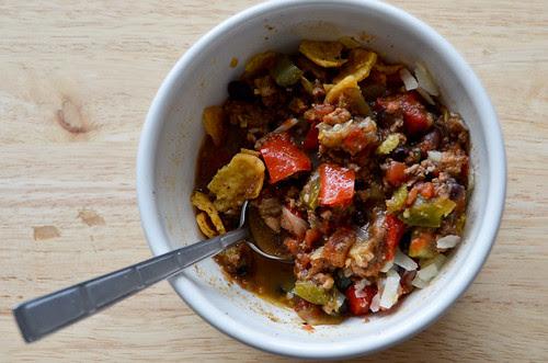 Jim's Kitchen Sink Chili