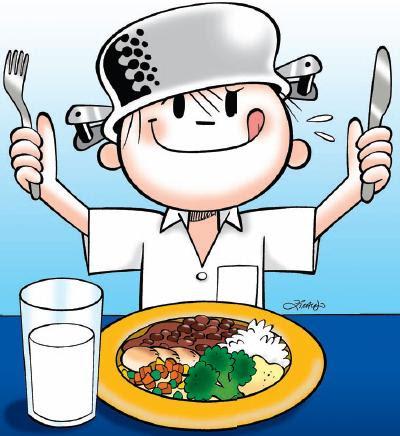 Apetite: Como abrir o apetite da criança