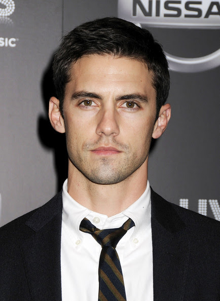 Milo Ventimiglia - One Year Anniversary Of Live Sets On Yahoo! Music - Arrivals
