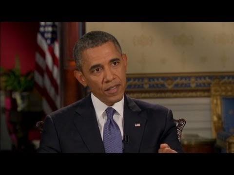 """לצפייה: כל הראיונות עם נשיא ארה""""ב ברק אובמה ברשתות הטלוויזיה"""