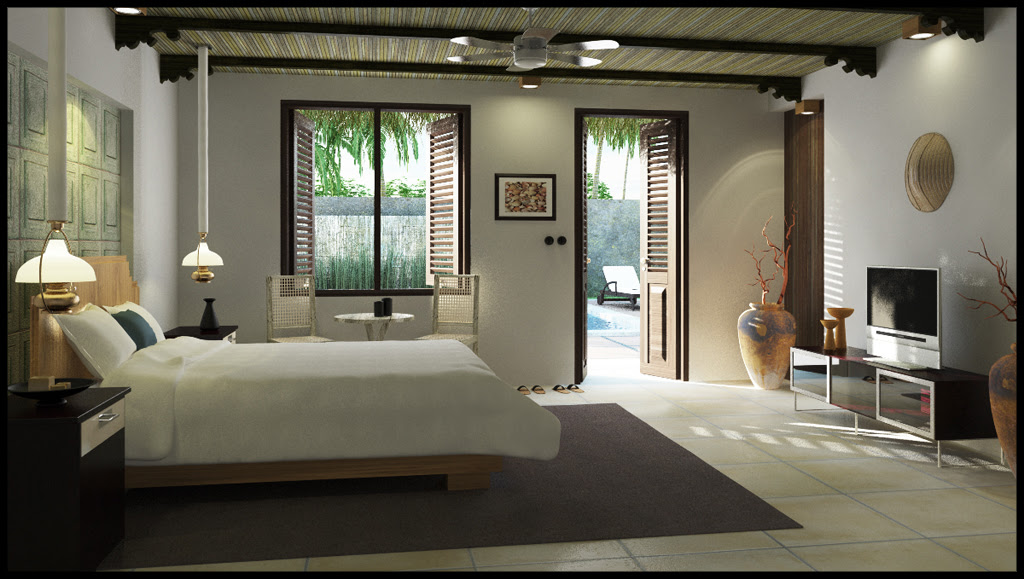 17+ Bedroom Renovation Designs