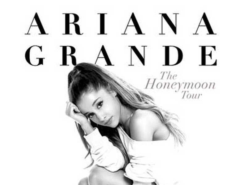 Ariana Grande  ALLIANZ Parque  S\u00e3o Paulo  SP  25\/10\/2015  Let\u002639;s Go! Travel Maker