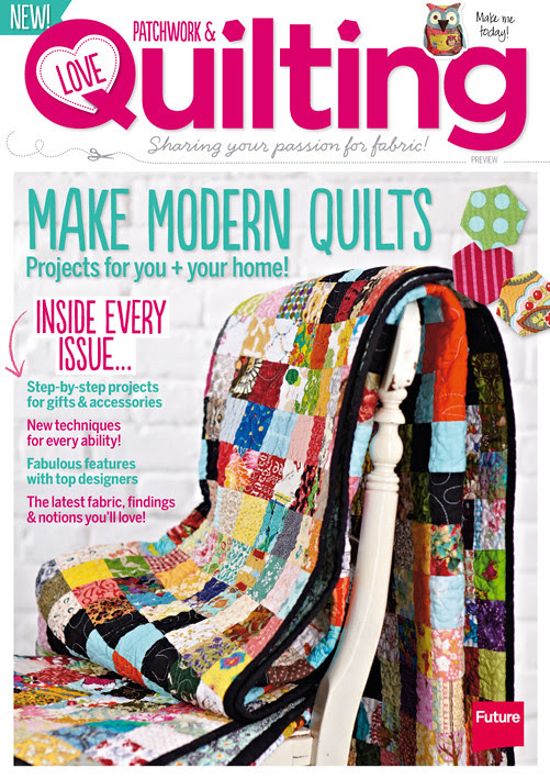 love and patchwork magazine