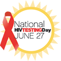 National HIV Testing Day June 27