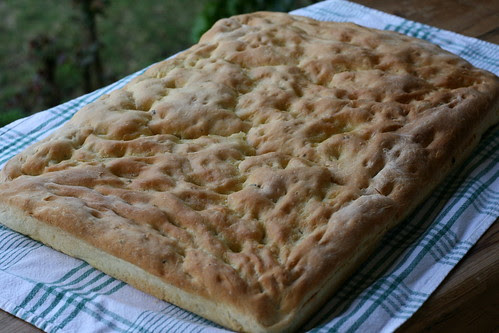 New School of Cooking - Class #8 - Flat Breads and Brioche