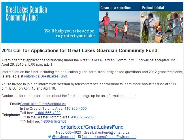 grat lakes guardian fund