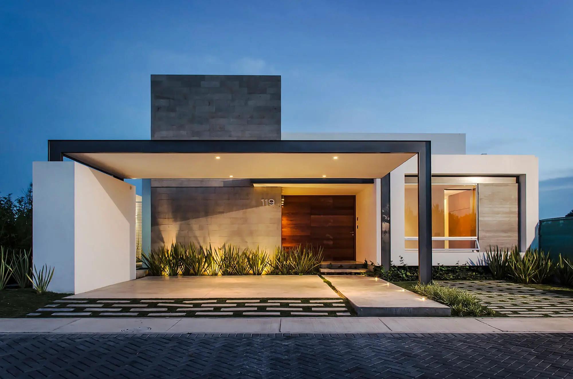 Concept 22+ Modern House Design 1 Floor