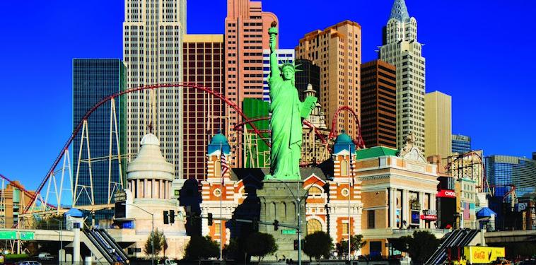 New York New York Hotel And Casino Reviews