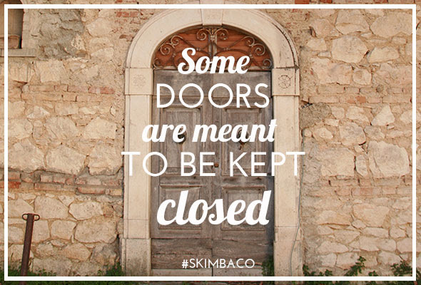Quotes About Opening Doors 55 Quotes