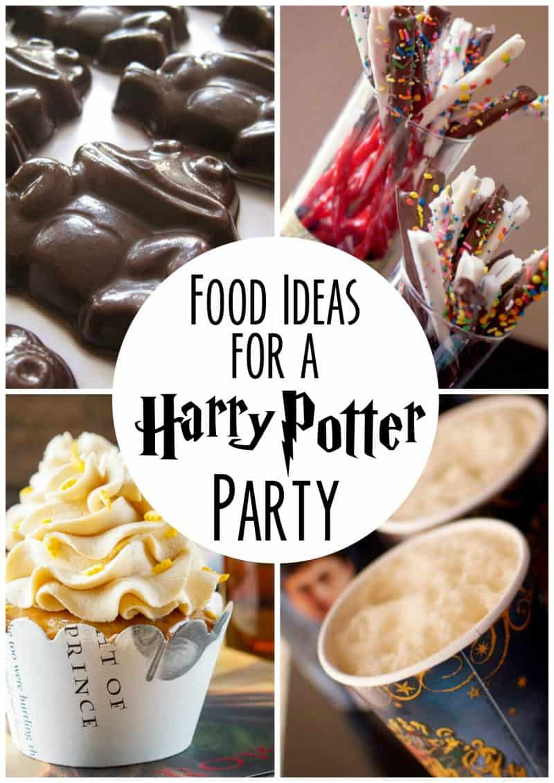 food ideas for a harry potter party main e1481269152372