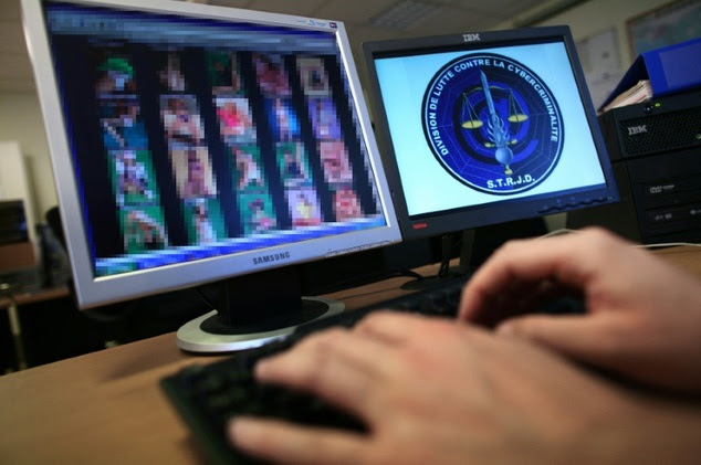 New technology is allowing predators to share information and abuse more easily, a report says