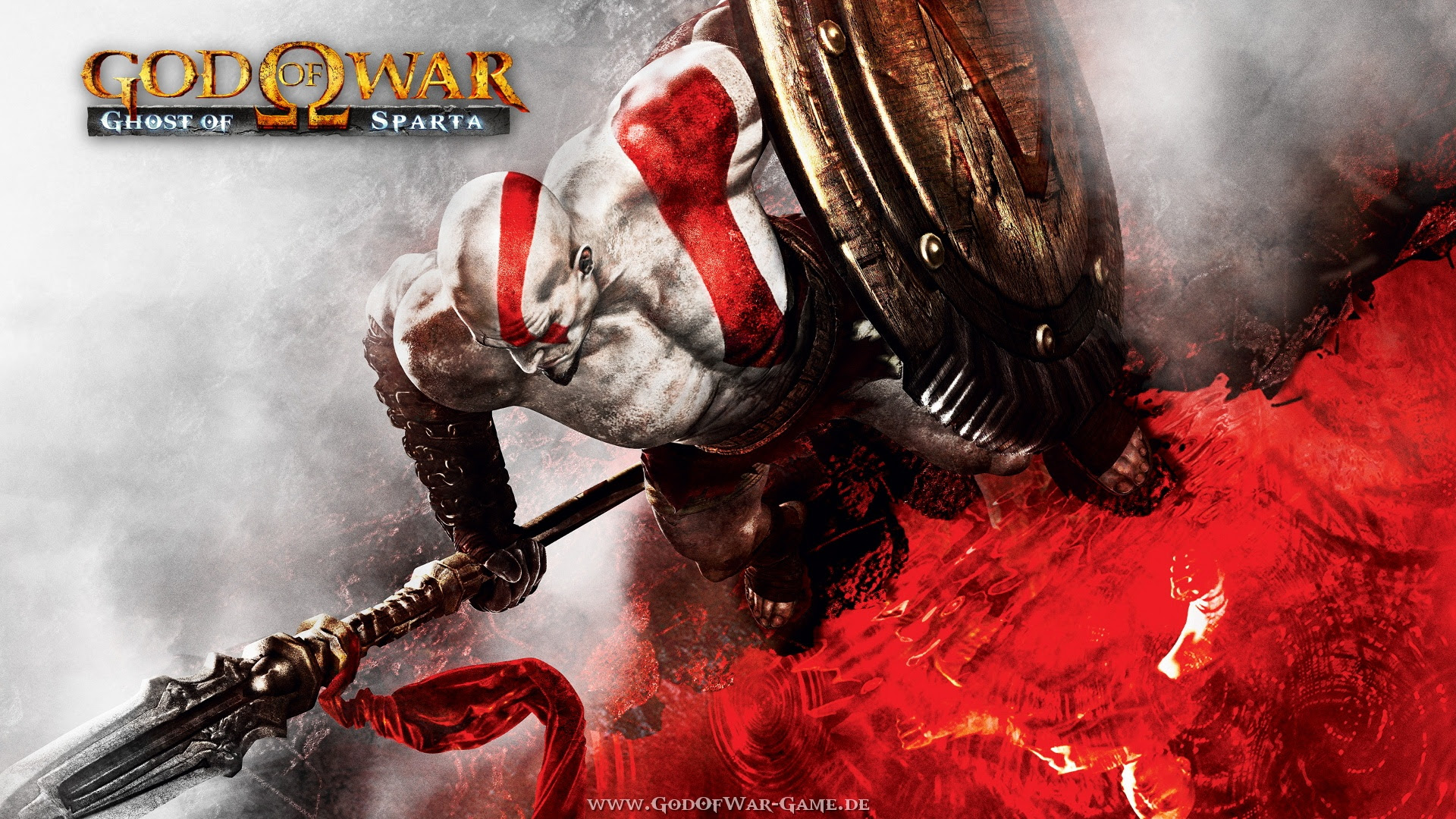 God Of War Ghost Of Sparta Wallpapers In Jpg Format For Free Download