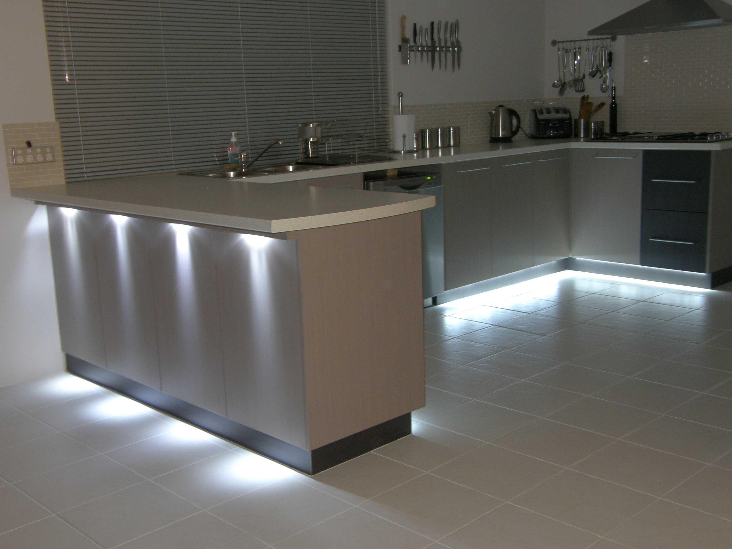 Kitchen Lights 1