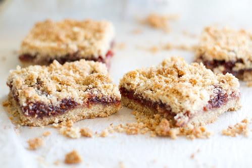 Lihtne purukook / Estonian crumb cake