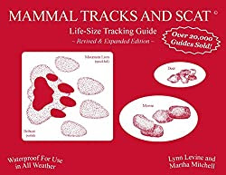 Mammal Tracks and Scat by Lynn Levine and Martha Mitchell