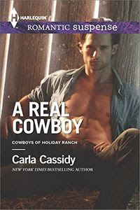 A Real Cowboy by Carla Cassidy