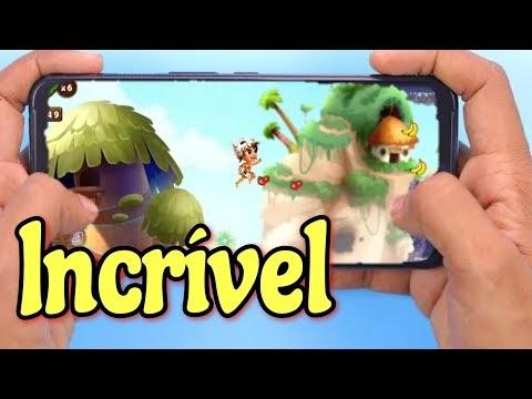 NOVO JOGO INCRÍVEL!!! Jungle Adventures 3 Gameplay (Android )