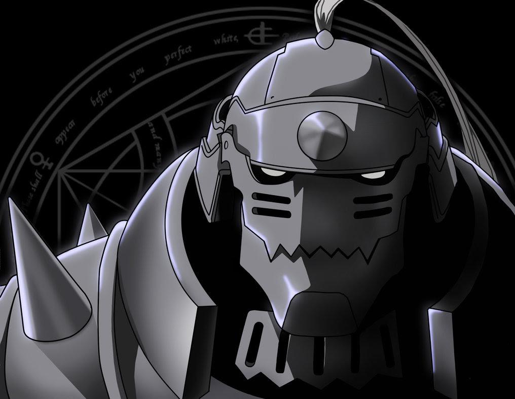 Fullmetal Alchemist Brotherhood Elric Alphonse Elric Edward Anime