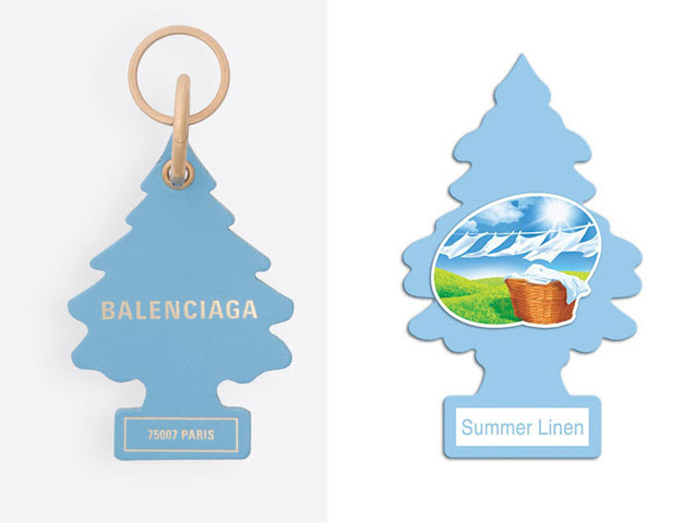 Balenciaga Is Being Sued by…an Air Freshener Company?