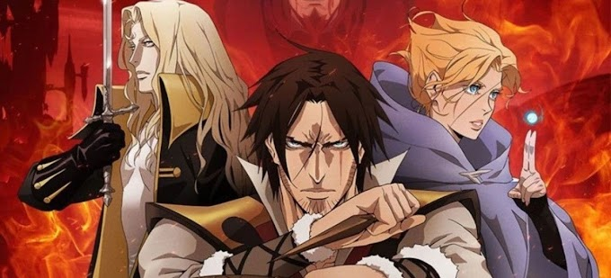 Castlevania terá quarta temporada