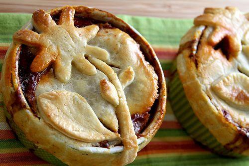 Steak and Mushroom Pie - A Cup of Sugar … A Pinch of Salt