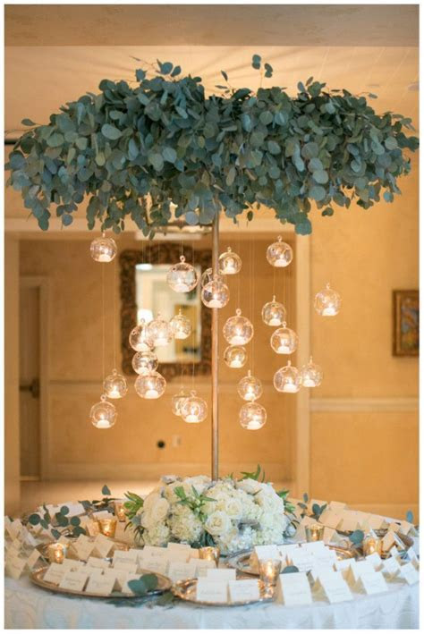 25  best ideas about Hanging centerpiece on Pinterest