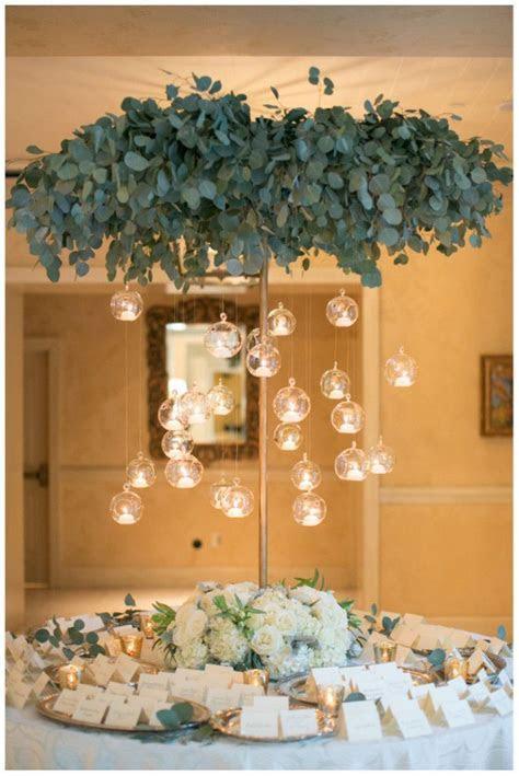 25  best ideas about Hanging centerpiece on Pinterest