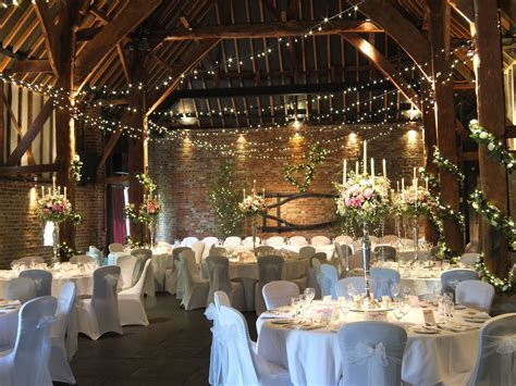 The Tithe Barn   Wedding Venue in Kent.   A girl can dream