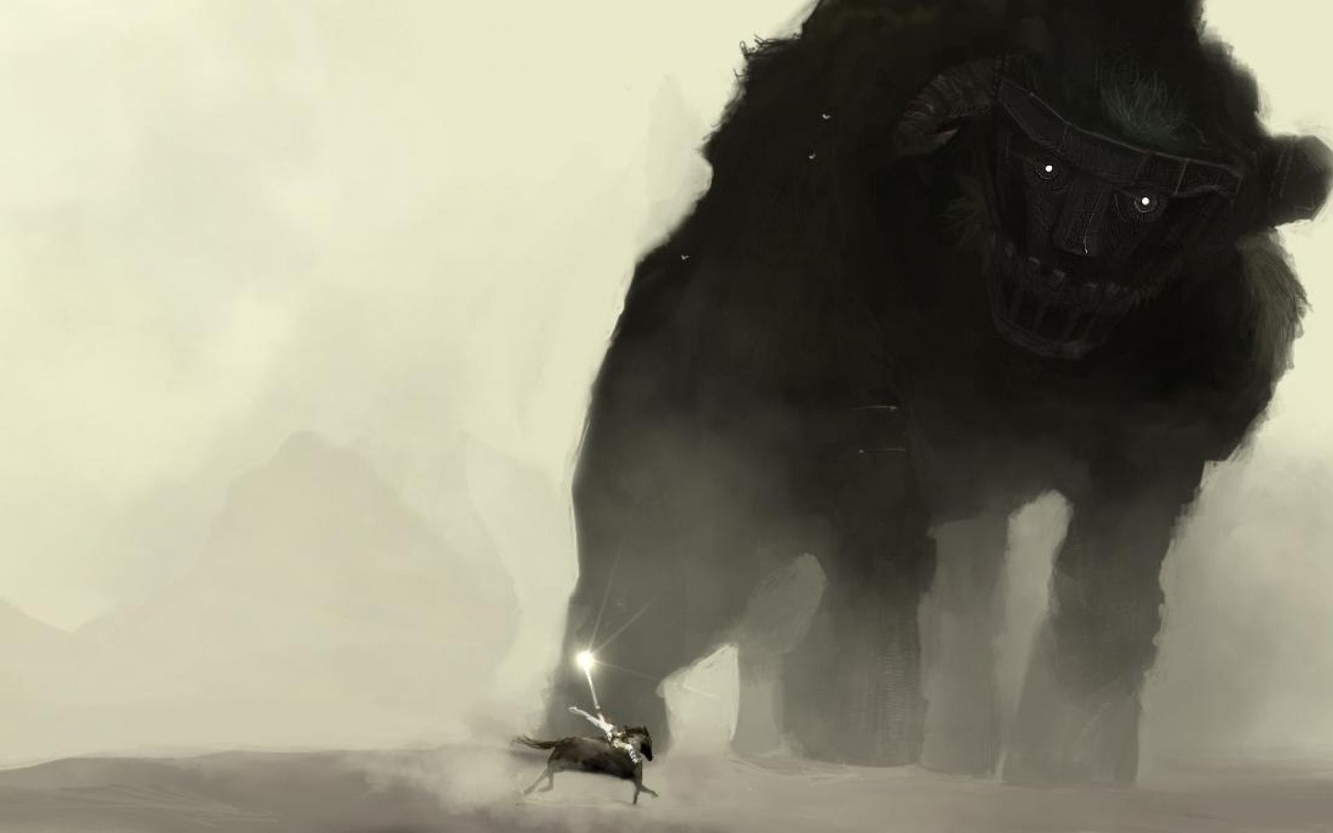 Shadow Of The Colossus Wallpaper 67 Images