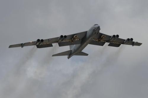 Hình ảnh Mỹ đưa B-52 tuần tra Biển Đông, Trung Quốc phản ứng gay gắt số 1