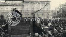 Vladímir Ilich Uliánov, Lenin. Foto cortesía del Resistance Revolutionary Image Archive.