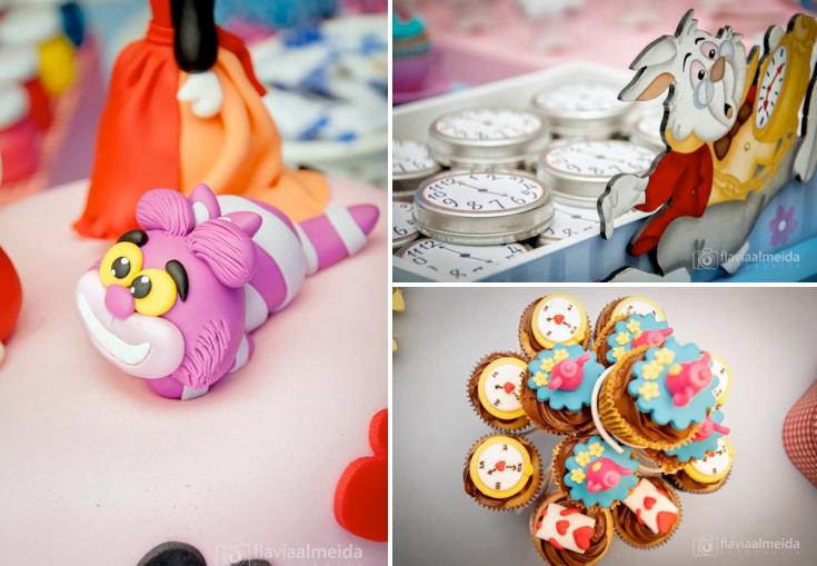 Alice in Wonderland birthday party via Kara's #Party #Ideas KarasPartyIdeas.com #alice #wonderland