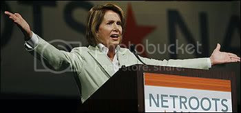 Nancy Pelosi Netroots