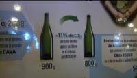 Codorniu redueix el pes de les ampolles