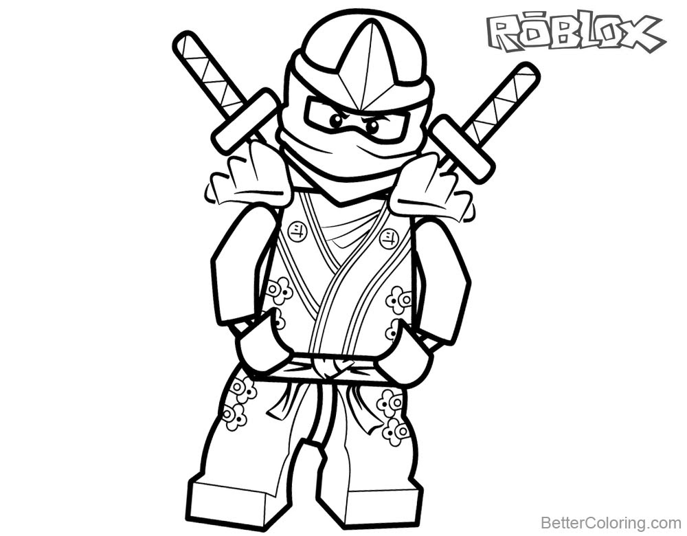 5000 Top Coloring Pages For Roblox Images & Pictures In HD