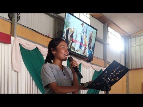 MC Sokhem lead worshipping at SGC February 3 2019