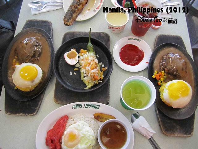 Day 6 - Philippines Lunch @ SM Mall Asia 01