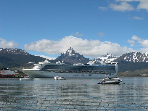 Ushuaia cruise ship