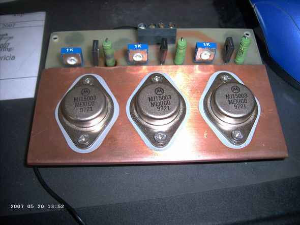 mje15003-3 trục CNC-mạch-board-schema-bước-motor