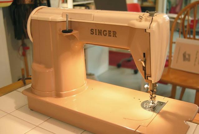 Singer 301