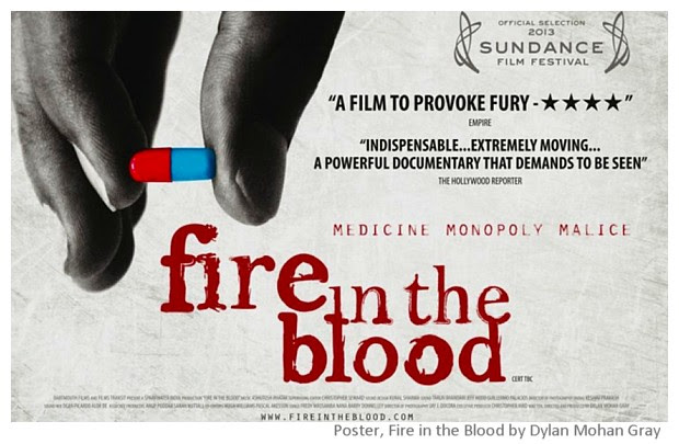 Still of Fire in the blood by Dylan Mohan Gray