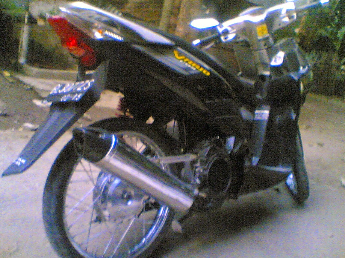 92 Modifikasi Motor Vario 150 Ring 17 Terlengkap Kumbara Modif